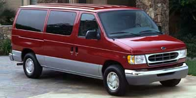2000 Ford Econoline Wagon XL