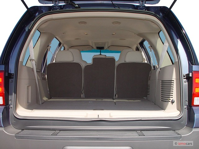 Ford Expedition  L Xlt Premium Trunk