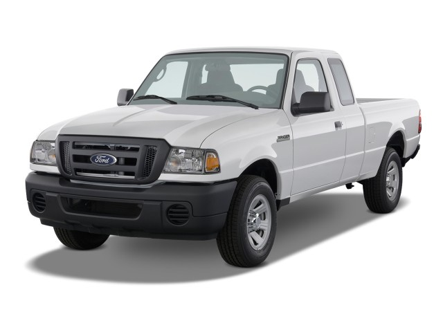 2009 ford ranger review ratings specs prices and. Black Bedroom Furniture Sets. Home Design Ideas
