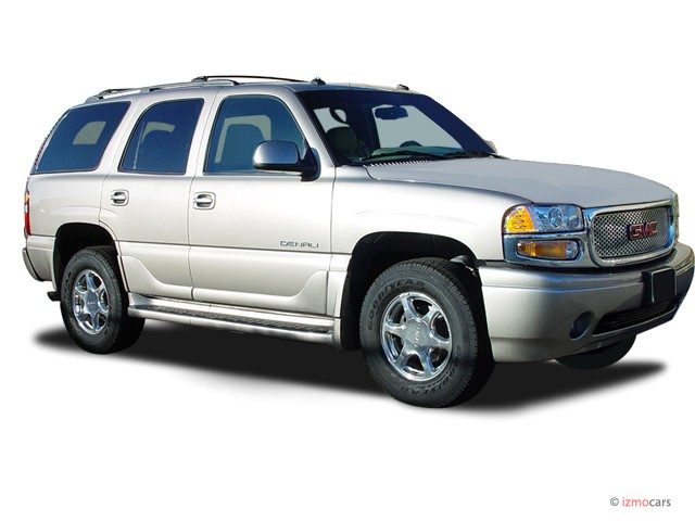 2003 GMC Yukon Denali 4-door AWD Angular Front Exterior View  sc 1 st  The Car Connection & Six Million Chevy GMC Trucks And SUVs Being Investigated For ...