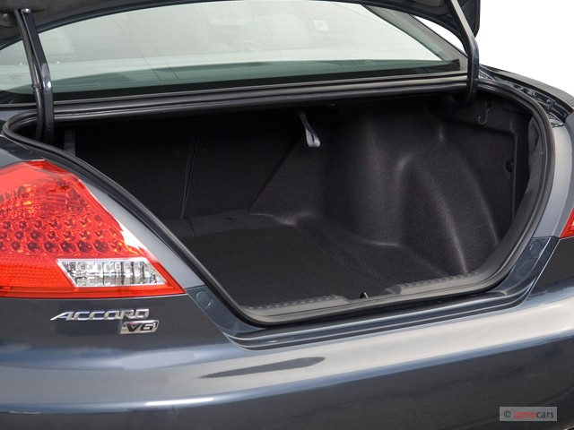 Image 2006 Honda Accord Coupe Ex At Trunk Size 640 X
