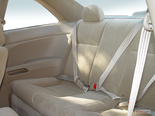 Image: 2003 Honda Civic 2-door Coupe EX Auto Rear Seats, size: 640 x 480, type: gif, posted on ...
