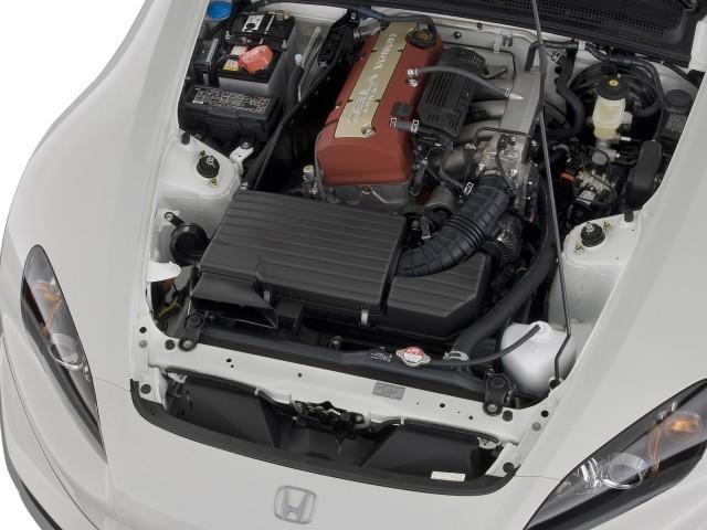 Image: 2009 Honda S2000 2-door Convertible CR w/Air ...