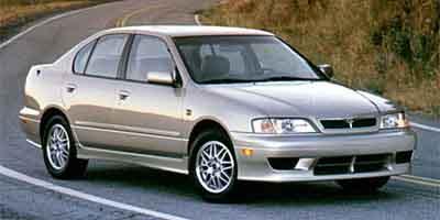 2000 Infiniti G20 Luxury