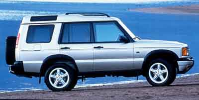 2000 Land Rover Discovery Series II w/Cloth