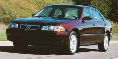 2000 Mazda 626 Review, Ratings, Specs, Prices, and Photos - The Car