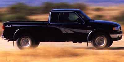 2000 Mazda B-Series 4WD Truck SE