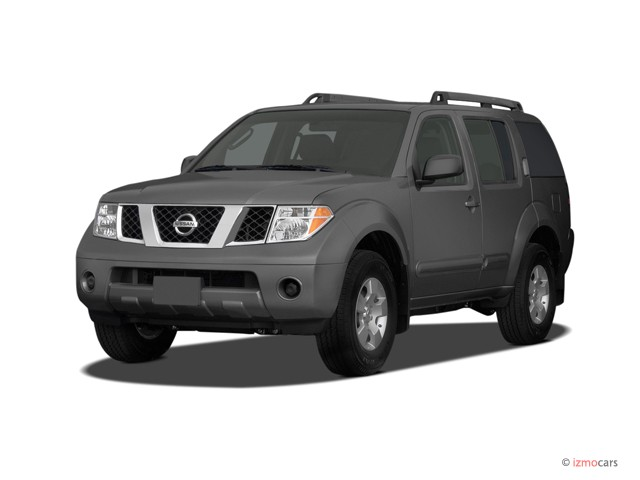 2007 Nissan Pathfinder Review Ratings Specs Prices And Photos The Car Connection