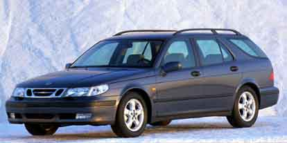 2000 Saab 9 5 Review Ratings Specs Prices And Photos