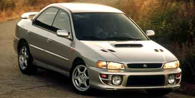 2000 Subaru Impreza Sedan L