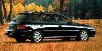 2000 Subaru Impreza Wagon L