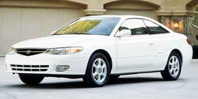 2000 toyota camry solara review ratings specs prices. Black Bedroom Furniture Sets. Home Design Ideas