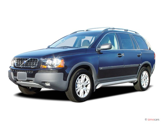 2003 volvo xc90 review ratings specs prices and photos. Black Bedroom Furniture Sets. Home Design Ideas