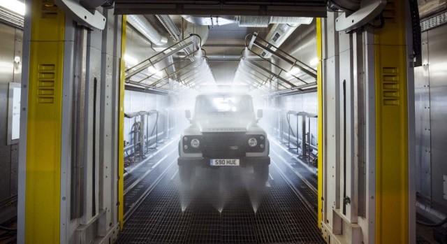 2015 Land Rover Defender '2,000,000'