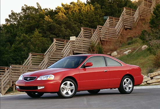 2000 Acura CL Review, Ratings, Specs, Prices, and Photos - The Car