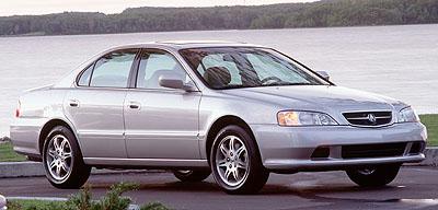 2000 Acura 3.2TL