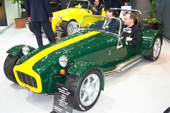 2000 Caterham Super Seven