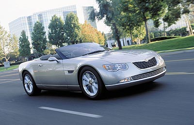 2000 Chrysler 300 Hemi