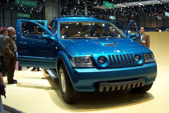 2000 Coggiola SUV