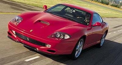 2000 Ferrari 550 Marenello