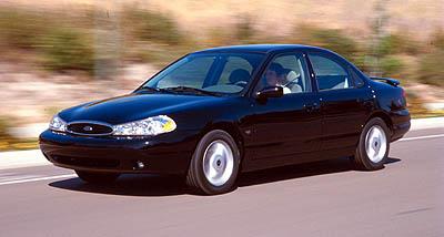2000 Ford Contour