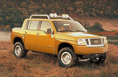 2000 Ford Equator