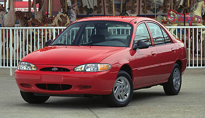 2000 Ford Escort & Image: 2000 Ford Escort  size: 400 x 231 type: gif posted on ... markmcfarlin.com