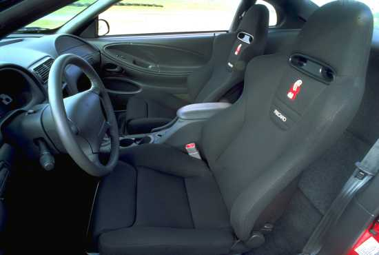 Used Ford Edge For Sale >> Image: 2000 Ford Mustang Cobra R interior, size: 550 x 370 ...