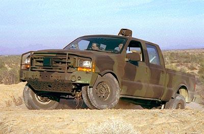 2000 Ford SuperDuty COMBATT