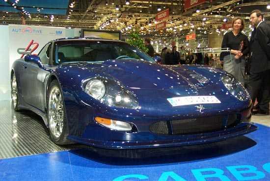 2000 IVM C12 Carbon