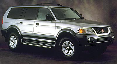 Good 2000 Mitsubishi Montero Sport Review, Ratings, Specs, Prices, And Photos    The Car Connection