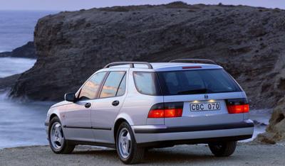 2000 Saab 9-5 Wagon