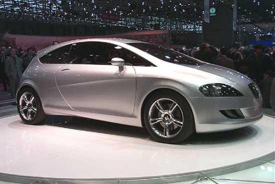 2000 Volkswagen Seat Salsa concept, Geneva Auto Show