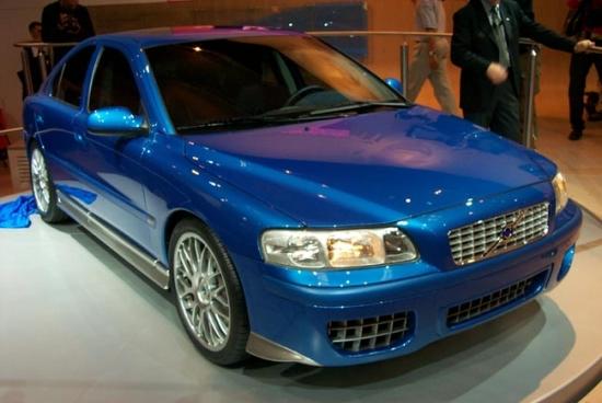 2000 volvo performance concept, Paris Auto Show