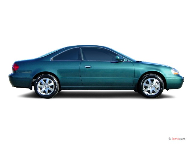 Image: 2003 Acura CL 2-door Coupe 3.2L Side Exterior View, size: 640