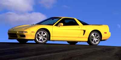2001 Acura Nsx Review Ratings Specs Prices And Photos