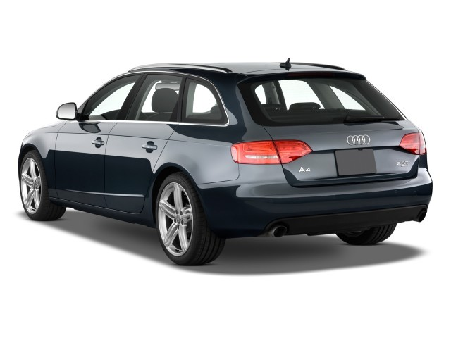 Image: 2009 Audi A4 4-door Wagon Auto 2.0T quattro ...