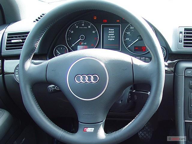 Image: 2004 Audi S4 5dr Wagon Avant quattro AWD Man ...
