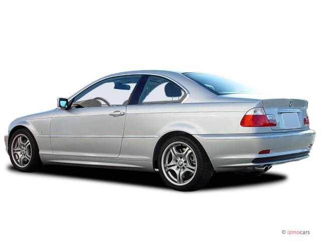 Image BMW Series Ci Door Coupe Angular Rear Exterior - Bmw 3 series 330ci