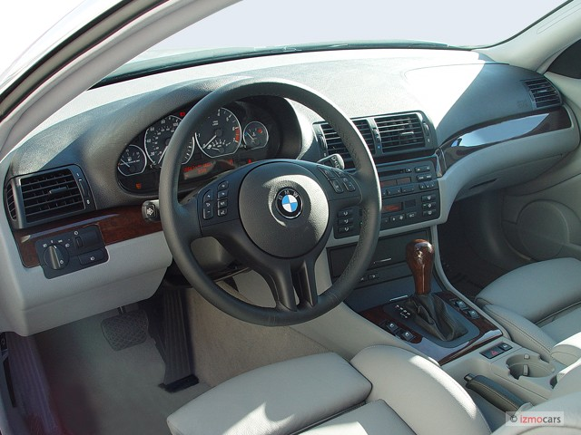 Image 2003 Bmw 3 Series 330ci 2 Door Coupe Dashboard