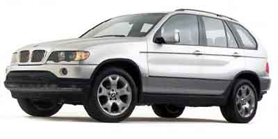 2001 Bmw X5 Review Ratings Specs Prices And Photos The Car Connection