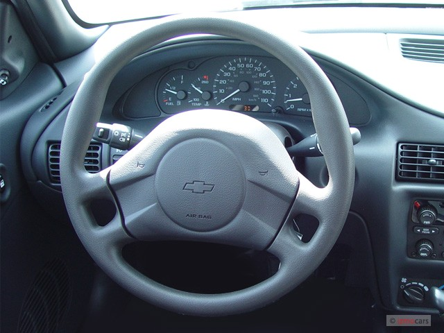 Image: 2004 Chevrolet Cavalier 4-door Sedan LS Sport Steering Wheel, size: 640 x 480, type: gif ...