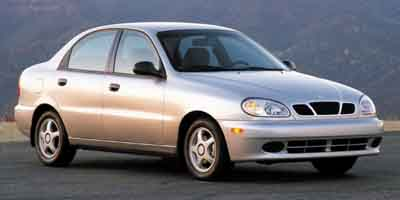 2001 Daewoo Lanos S