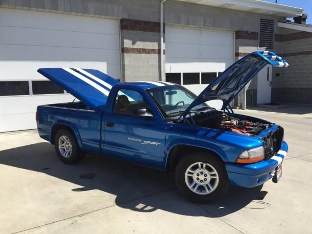 2001 Dodge Dakota Sport with Viper V-10