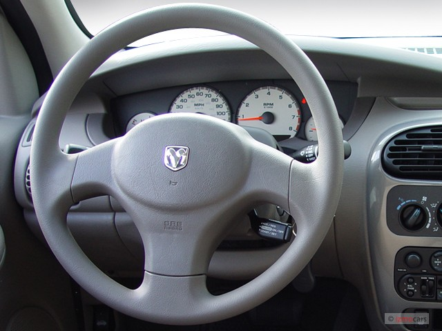 Image 2005 Dodge Neon 4 Door Sedan Sxt Steering Wheel