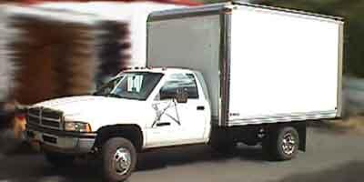 2001 Dodge Ram BR2500