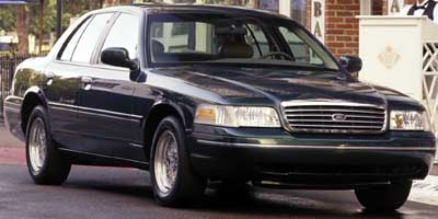 2001 Ford Crown Victoria Review Ratings Specs Prices And Photos