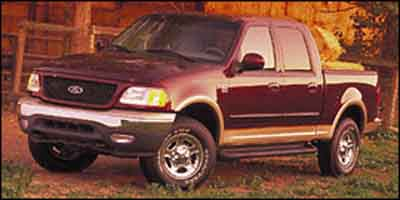 2001 Ford F 150 Supercrew Cab >> 2001 Ford F 150 Vs 2001 Toyota Tacoma The Car Connection