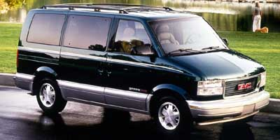 2001 GMC Safari Passenger