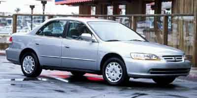 2001 Honda Accord Sdn DX